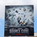 Jake Gyllenhaal Source Code billboard