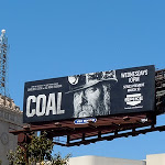 Coal Spike TV billboard