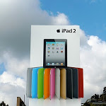 IPad2 colour billboard