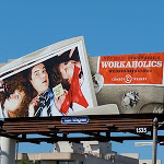 Workaholics TV billboard