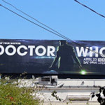 Doctor Who season 6 billboard