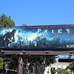 Priest movie billboard