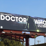Doctor Who season 6 BBC billboard