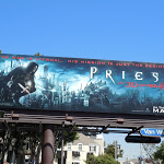 Priest film billboard