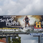 Swamp People History Channel billboard