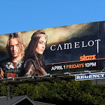 Camelot Starz billboard