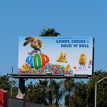 Hop movie billboard