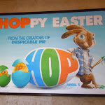 Hoppy Easter Hop movie billboard