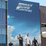 Fast Five film billboard