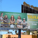 United States of Tara season 3 billboard