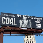 Coal TV billboard