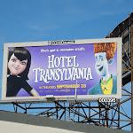 Hotel Transylvania Mavis Jonathan billboard
