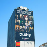 Giant Treme season 3 billboard