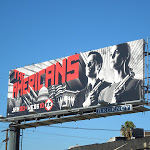 The Americans season 1 billboard
