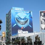 Finding Nemo 3D movie billboard