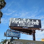 Linkin Park The World is Listening 55th Grammys billboard