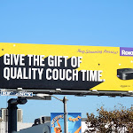 quality couch time Roku billboard