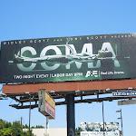 Coma TV remake billboard