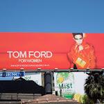 Tom Ford Women FW 2012 billboard