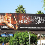 Silent Hill Halloween Horror Nights billboard