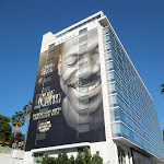 Giant Eddie Murphy One Night Only billboard
