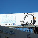 Ellen season 10 talk show billboard