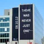 Bourne Legacy giant teaser billboard