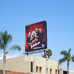 The Voice season 3 nbc billboard