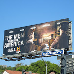 Men Built America History billboard