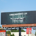 Coma Conspiracy billboard