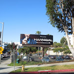 Hannibal TV billboard