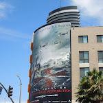 Resident Evil Retribution billboard