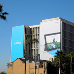 Giant Surface billboards Sunset Boulevard