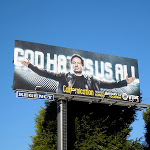 God hates us all Californication season 6 billboard