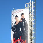 Hansel and Gretel Witch Hunters movie billboard