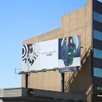 Banana Republic Mad Men Mod Spring 2013 billboard