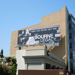 Bourne Legacy movie billboard