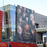 Hobbit Unexpected Journey movie billboard