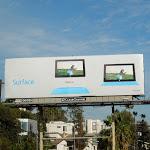 Surface billboard