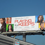 Playing for Keeps billboard