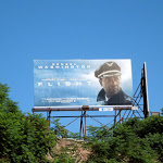 Flight movie billboard
