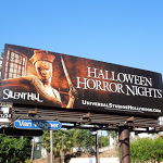 Halloween Horror Nights Silent Hill billboard