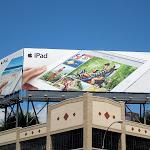 iPad 3 billboards NYC