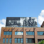 Burberry FW 2012 billboard NYC