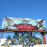 Justified season 4 billboard