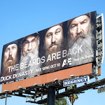 Duck Dynasty Beards are back 2 billboard