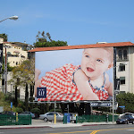 Baby Gap Villa America Collection billboard
