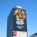 Rolling Stones Crossfire Hurricane billboard Sunset Strip