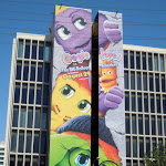Oogieloves movie billboard