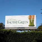 Disney Odd Life Timothy Green billboard
